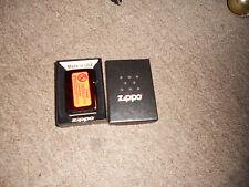 Zippo Lighter in box new, Black Ice 150