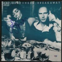 Art Garfunkle Hand Signed Vintage Autographed Record Album  Breakaway PSA L10497