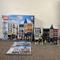 Lego Creator Expert Assembly Square (10255) 100% COMPLETE Excellent Quality