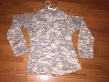 Military Army FRACU ACU Camo Uniform Jacket, Large Regular #t07