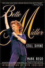 Bette Midler: Still Divine-ExLibrary