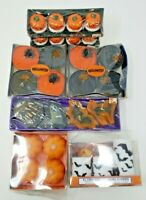 Huge Lot of New Old Stock Halloween Pumpkin Candles