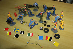 Scalextric Figures and odds