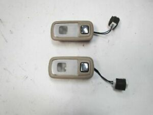 PAIR OF INTERIOR DOME LIGHTS 00 Mazda Millenia