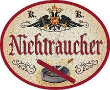 Nostalgieschild Wein Bar