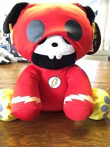 Brand new w/ tags Skelanimals DC Comics Super Hero Flash Jack 10-Inch Plush