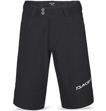 "Dakine Derail Baggy Trail Shorts MTB Bicycle Bike Cycle Cycling Black 32"""