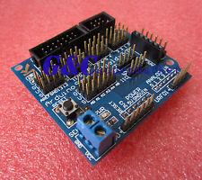 Arduino Uno Mega Duemilanove Sensor Shield V5 Digital Analog Module Motor M42
