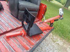 Do All Traps Receiver Hitch Clay  0000195A Pidgeon Bird Launcher W/ Seat Read Description