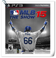 PS3 MLB 15: The Show SONY PlayStation SCE Sports Games