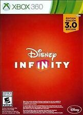 Disney Infinity 3.0 Edition Game Only (Microsoft Xbox 360, 2015) - COMPLETE