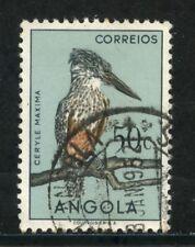 1951 - ANGOLA - 50c. UCCELLI - USATO - LOTTO/29006
