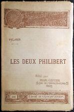 Louis-Benoît Picard, Les Deux Philibert, Ed. Henri Gautier, 1891