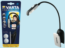 TORCE TORCIA PER LETTURA VARTA LED BOOK LIGHT CM.25