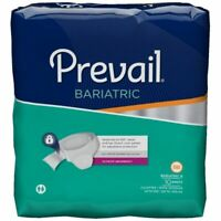 Prevail Bariatric Incontinence Brief B Bariatric PV-094 Ultimate 40 Ct