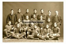 rp02825 - Michigan , USA , Wolverines Football Team 1902 - photo 6x4