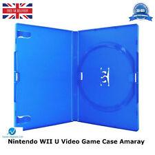 200 Nintendo WII u jeu vidéo case haute qualité de remplacement neuf housse amaray