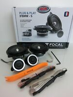 Focal IFBMW-S Integration 2 Wege Compo Auto Lautsprecher für  BMW 1  3 & X1  NEU
