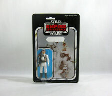 1982 VINTAGE STAR WARS ✧ LUKE SKYWALKER ✧ HOTH PALITOY 45-BACK SEALED MOC E53