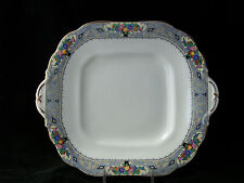 Aynsley England Floral Cake Plate