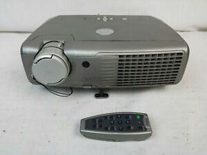 Dell 2300MP DLP Projector 2300 Lumens HD HDMI-Adapter 1080,Tested.JM-0324