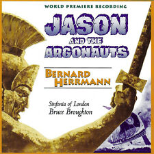 Jason & The Argonauts - Complete Score - Limited Edition - Bernard Herrmann