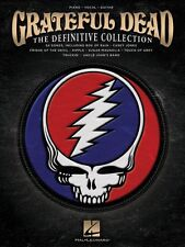 Grateful Dead The Definitive Collection Sheet Music Piano Vocal Guitar 000139458