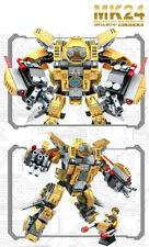 New Super Heroes Iron Man MK24 Mini Figures Builiding Blocks Toys No Box