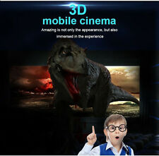 "80"" 3D Virtual Video Glasses HDMI Digital Eyewear Private Cinema for PC PS2/3 TV"