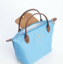 Longchamp Le Pliage Medium Nylon Tote Bag Sky Blue 8c04632c6bc86