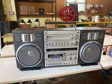 Fisher Ph-490 Retro Stereo Boombox