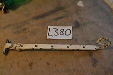1 x vintage window opener leaver latch cast iron. L380. WORLDWIDE DELIVERY!!!