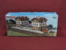 HO SCALE VOLLMER KIT (2 of 2) 3506-B BAHNHOF NEUENBURG STATION - BOX DAMAGE
