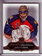 2016-17 The Cup Signature Renditions #RL Roberto Luongo AUTO - Florida Panthers