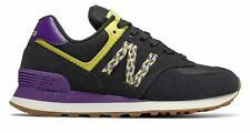 New Balance Women's 574 Shoes Black