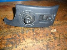 Citroen Berlingo Peugeot Partner MK2 2003 Mirror & Headlight Adjuster Switch