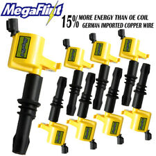 Ignition Coil 8Pack For Ford F150 Expedition 2004 2005 2006 2007 2008 4.6L 5.4L