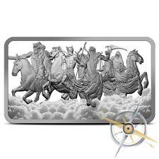 10 oz Four Horsemen Of The Apocalypse SILVER BAR .999 4 Horseman
