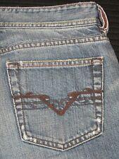 Diesel Jeans Rame Mid Rise Bootcut 100% Cotton Sz 28
