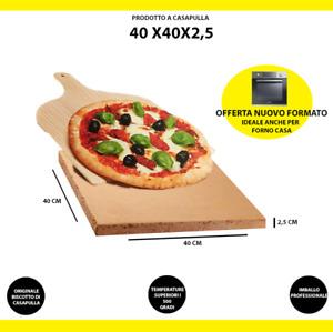 BISCOTTO DI CASAPULLA ✅ORIGINALE ✅Pietra Refrattaria per forno Pizza - GGF
