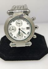 CHOPARD IMPERIALE STAINLESS STEEL AUTOMATIC CHRONOGRAPH MEN'S WATCH NEW!!!