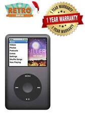 NEW! Apple iPod Classic 7th Gen Space Gray / Black (256GB) SSD + 1 YEAR WARRANTY