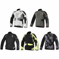 Alpinestars Andes V2 Drystar Waterproof Textile Motorcycle Jacket
