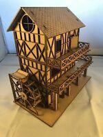 OO Scale Tudor Water Mill