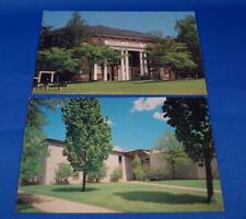 Vintage Lot of 2 Unused Wilson College Chambersburg Pennsylvania Postcards