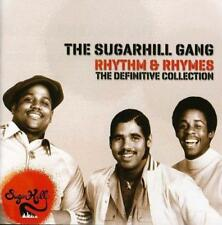 The Sugarhill Gang - Rhythm And Rhymes - The Definitve Collection (NEW 2CD)