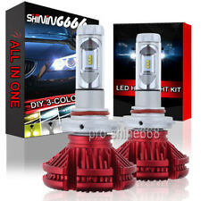 LED Headlight Bulb Conversion KIT High Beam 6K Xenon White 3K 10K 9005 for Acura