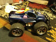 Vintage Nikko Nitro Blaster Off Road 9.6v Rc Car