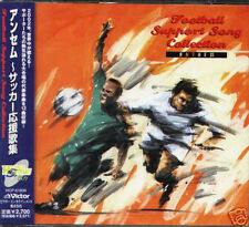 Anthem: Football Support Song Collection Japan CD - NEW
