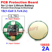Type-C USB 5V 3A 3.7V 18650 Lithium Li-ion Battery Charging Board Charger Module